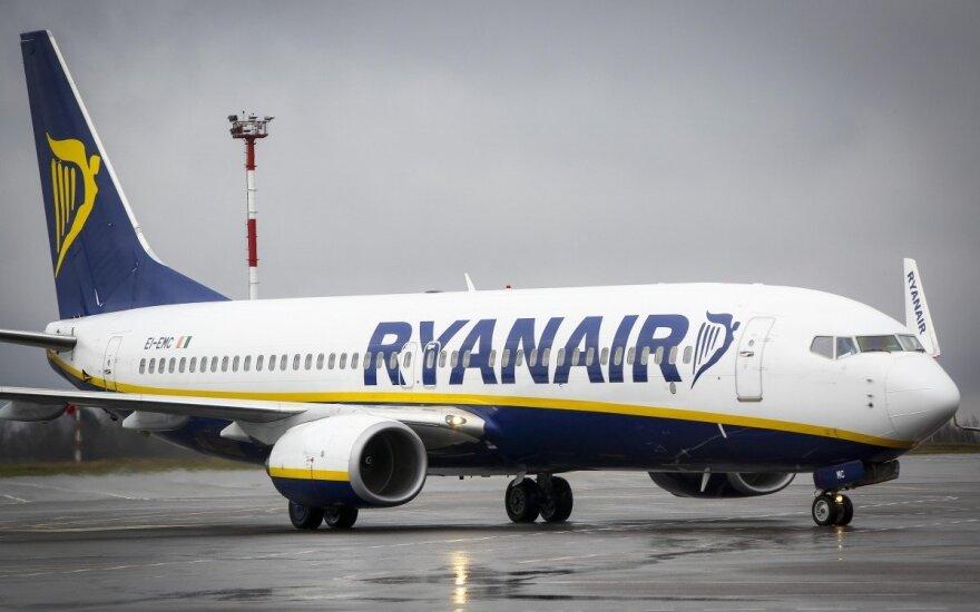 """I. Laursas įvardijo """"Ryanair"""" achilo kulną"""