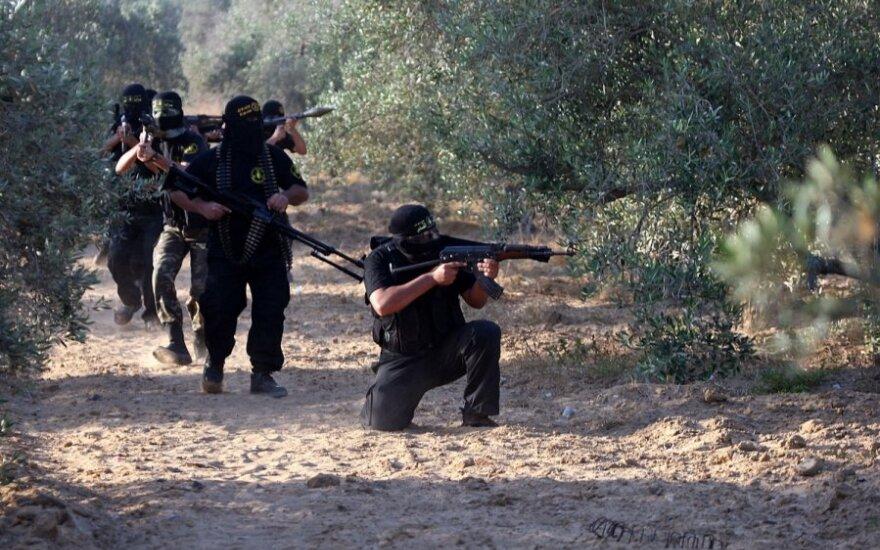 Sirijos džihadistų gretas papildo europiečiai