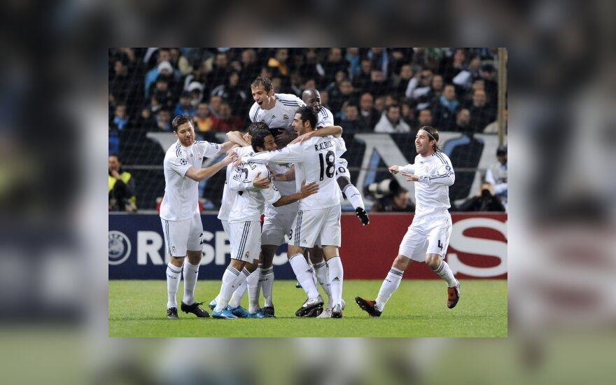 "Madrid ""Real"" futbolininkai"