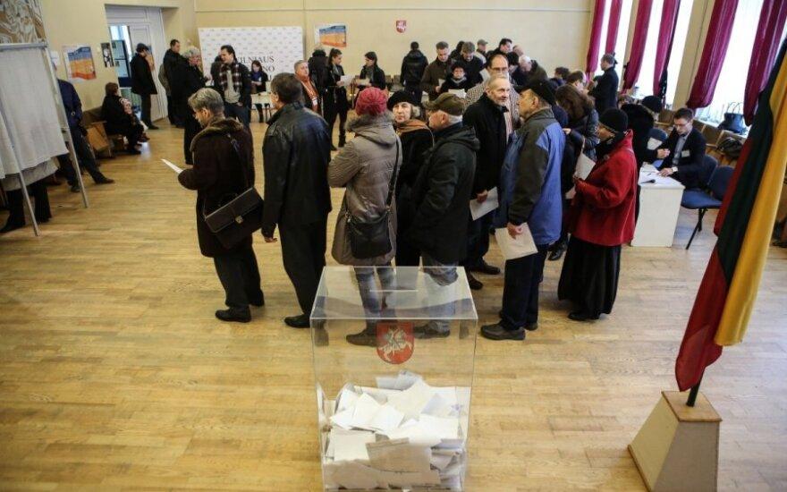 Municipality elections