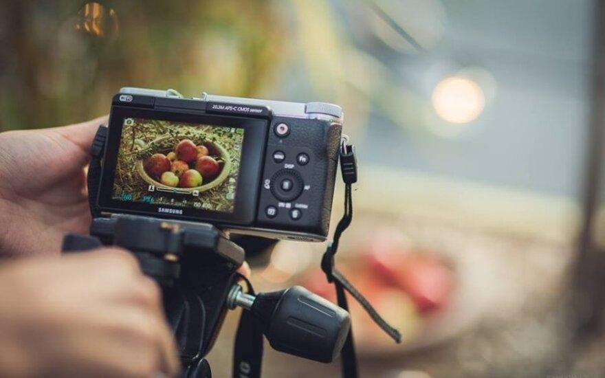 Supykdė nelegaliai dirbantys fotografai