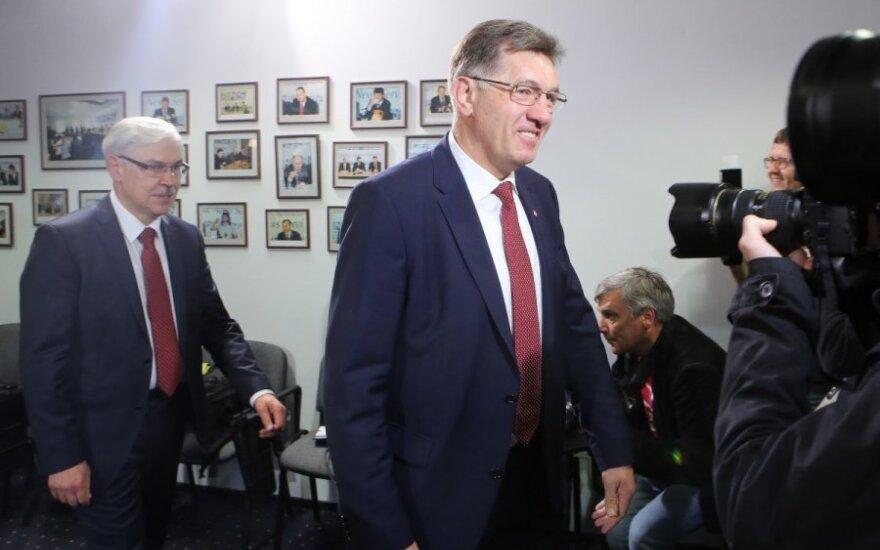 A. Butkevičius - apie Z. Balčytį ir eurokomisaro postą