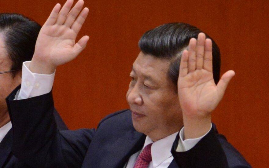Xi Jinpingas (Si Dzinpingas)