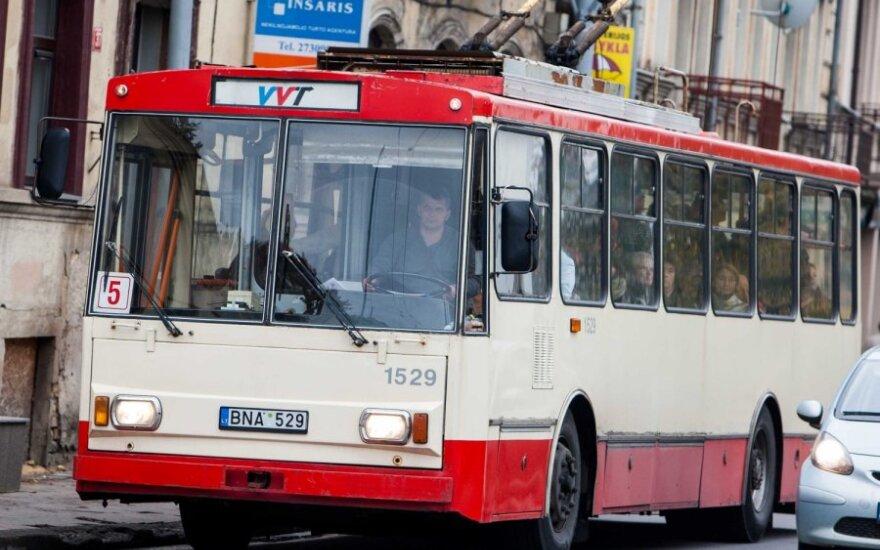Euro grimasos: jau dabar perspėja, kas darysis viešajame transporte