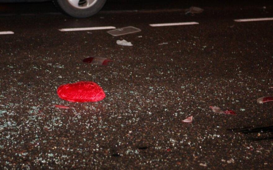 Klaipėdos pareigūnai aiškinasi, kas surengė chuliganišką išpuolį