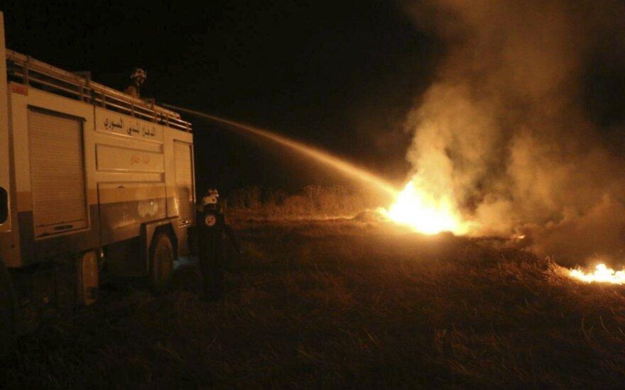 Per JAV vadovaujamos koalicijos aviacijos operacijas prieš IS žuvo per 1 300 civilių