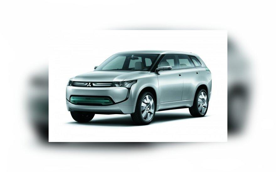 Mitsubishi Concept PX-MiEV