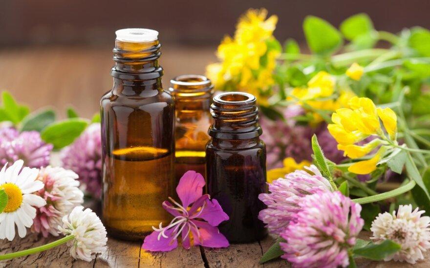Aromaterapeutė: neretai per mažai domimės augalų savybėmis