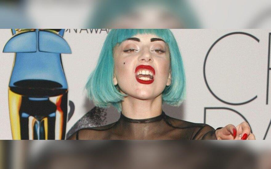 "Lady Gaga ""CDFA Fashion"" apdovanojimuose"