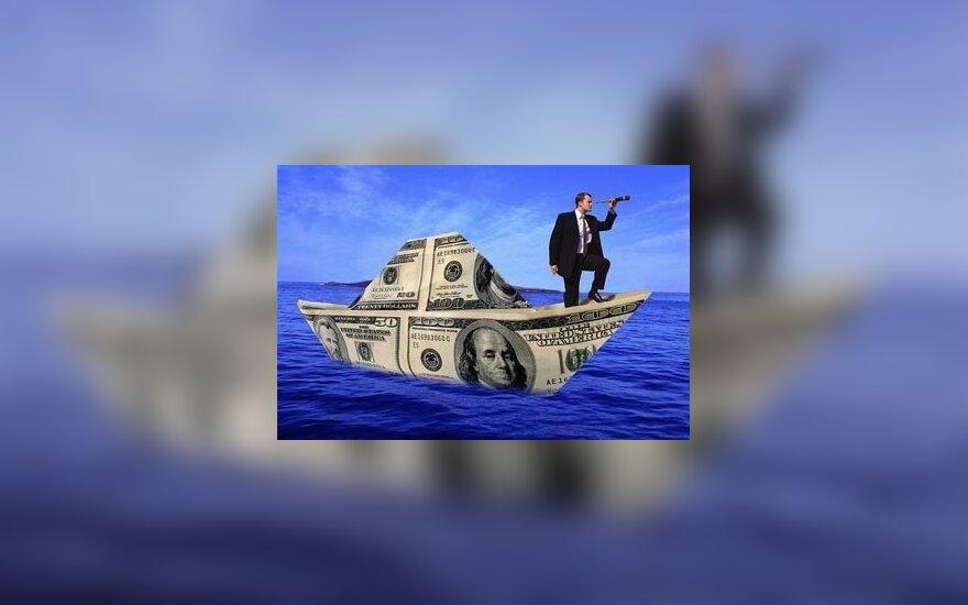 Verslas, pinigai, verslininkas, bankrotas