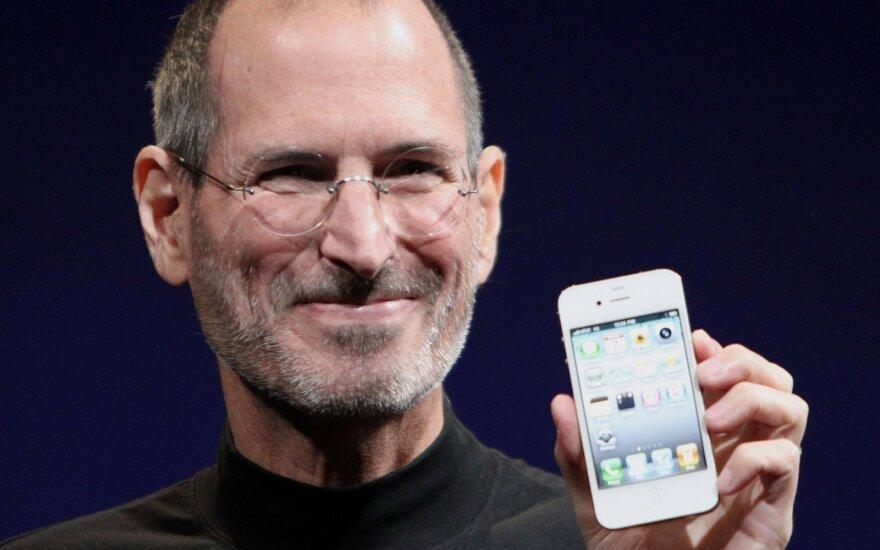 Kodėl S. Jobsas ir B. Geitsas drausdavo savo vaikams naudotis išmaniaisiais prietaisais?