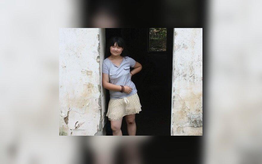 Lietuvaitė Kinijoje. Vienos mergaitės istorija: Yan Hongya