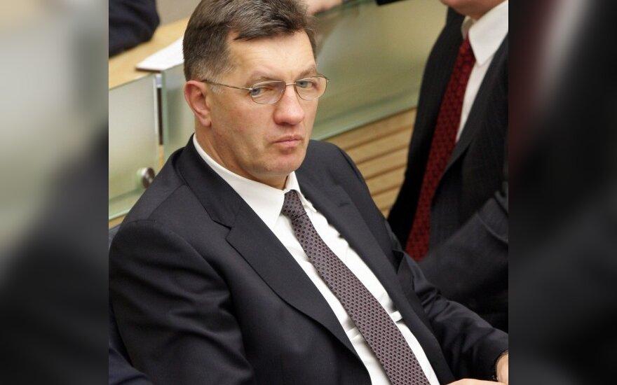 Socialdemokratų pirmininku ir kandidatu į prezidentus tapo A. Butkevičius