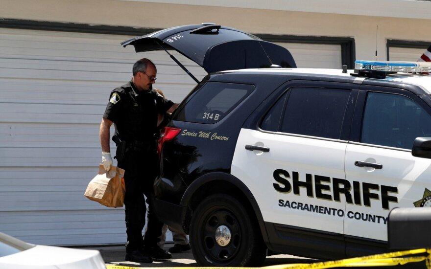 Per šaudynes JAV jogos studijoje žuvo du žmonės