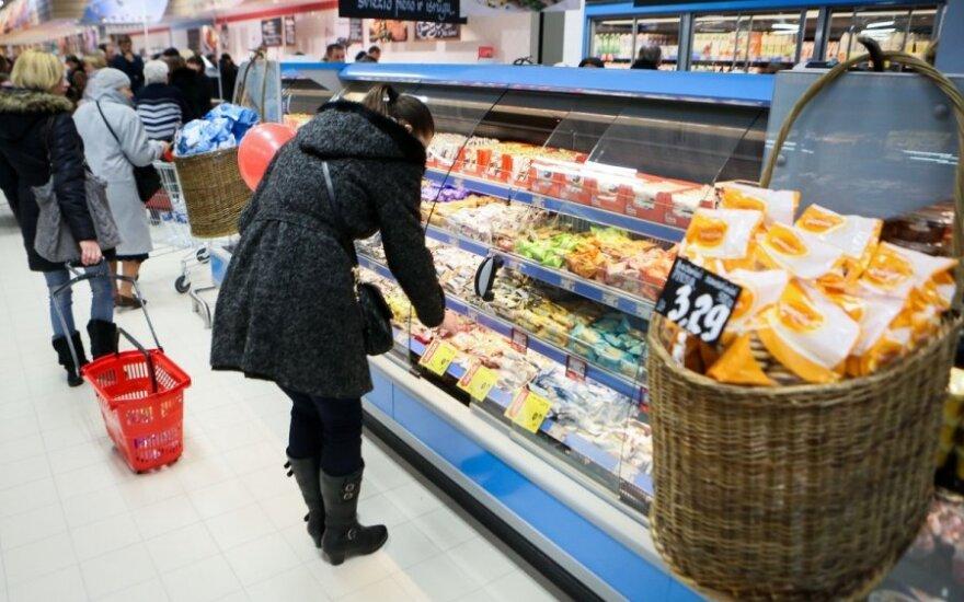 Euro belaukiant: kainos keičiasi, pirkėjai fiksuoja