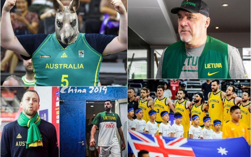 Šįkart Sabui veržtis į rūbinę nebūtina: tikroji kapotynių tarp Lietuvos ir Australijos reikšmė