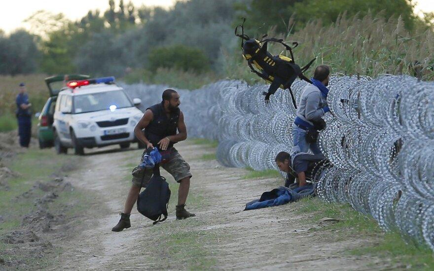 Pabėgėlių krizė: ar suprantame, kad neužteks tik priimti?