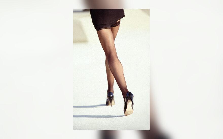 Moteris, kojos, seksualumas