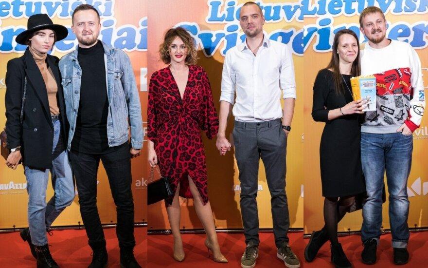"""Filmo """"Lietuviški svingeriai"""" premjera"""