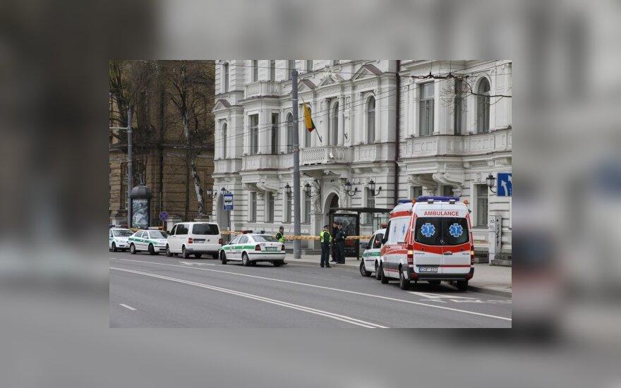 """""""Aras"""" Lietuvos vyriausiajame administraciniame teisme ieškojo bombos"""