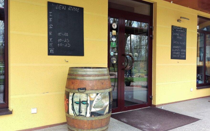 Neveikiantys restoranai Druskininkuose