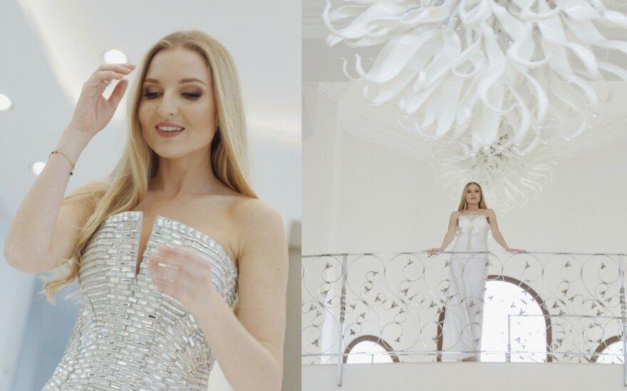 Eleonora Sebrova pristato vaizdo klipą