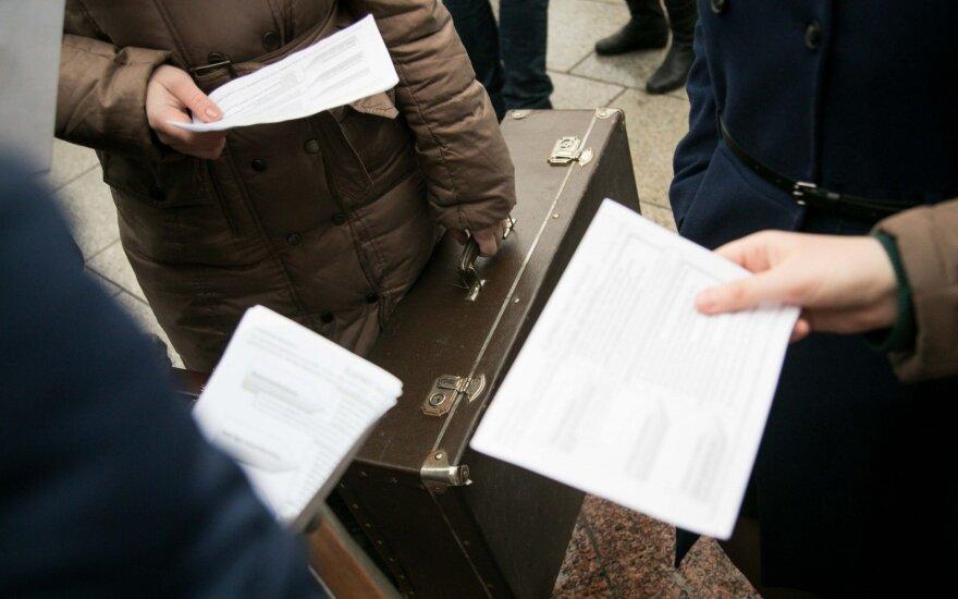 Правительство Литвы говорит о 3 миллионах жителей, эксперты пожимают плечами