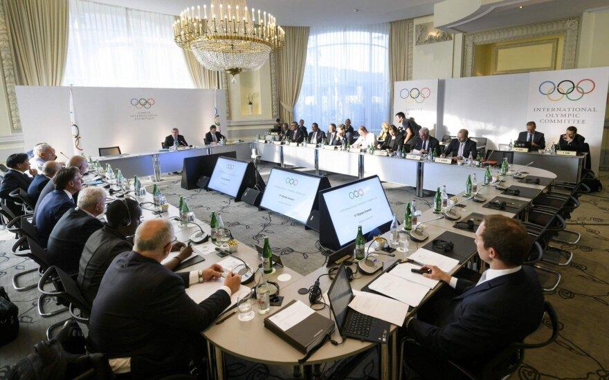TOK pritarė naujos dopingo tyrimų institucijos steigimui