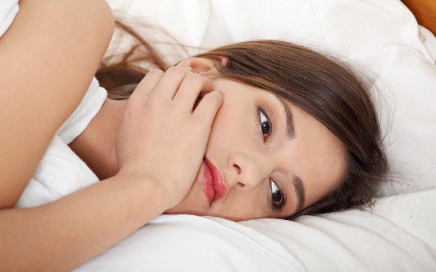 Prisipažinimas: su vyru miegame atskirose lovose