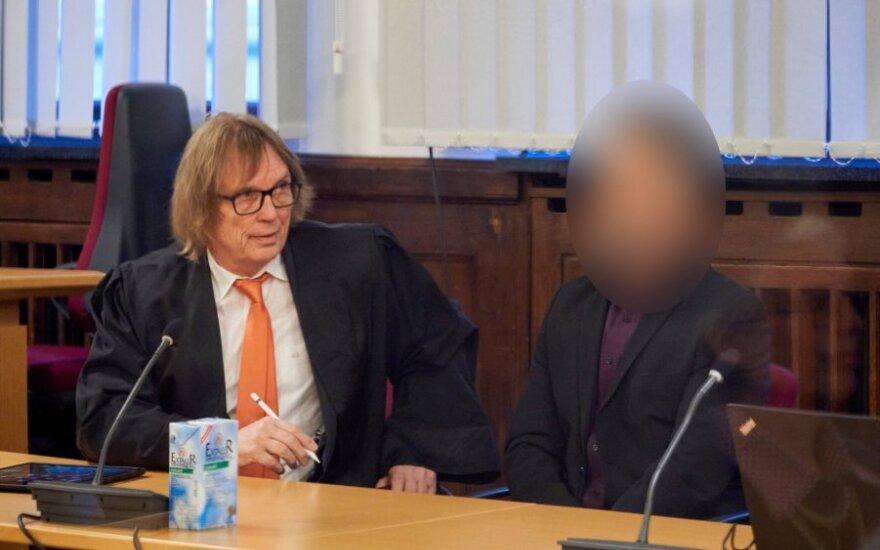 Vokietijoje kaip Irano šnipas teisiamas buvęs vokiečių kariškių vertėjas
