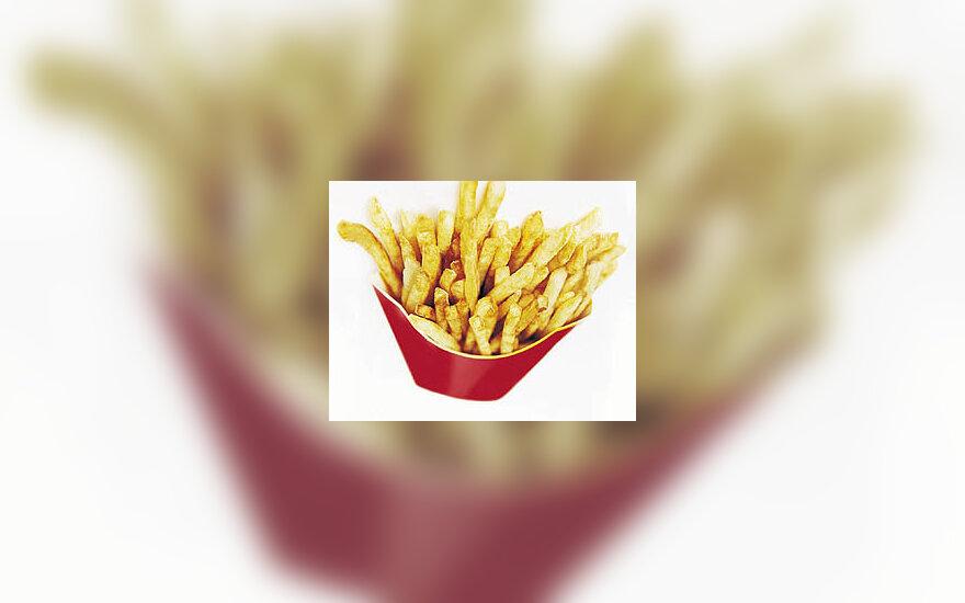 Bulvytės, maistas