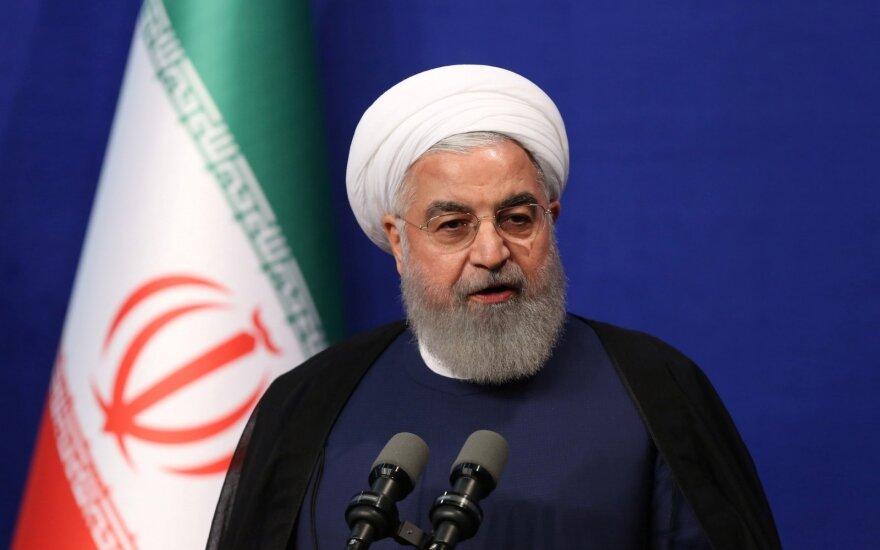 Hassanas Rouhani