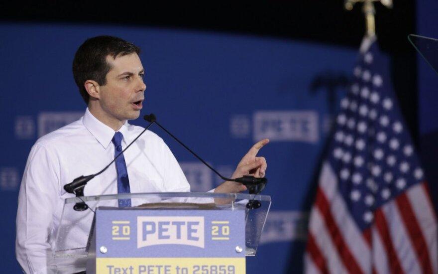 Pete'as Buttigiegas