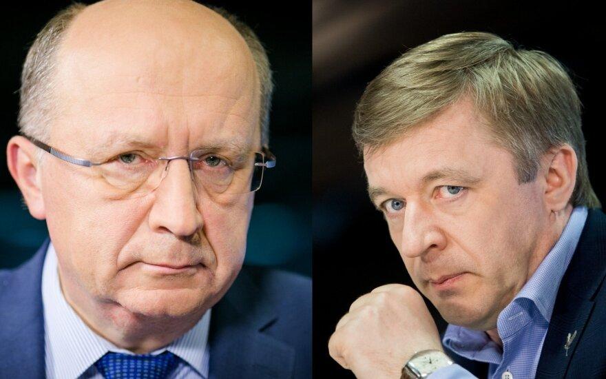 Karbauskis nepatikimų politikų reitinge yra absoliutus lyderis: aplenkė net Kubilių