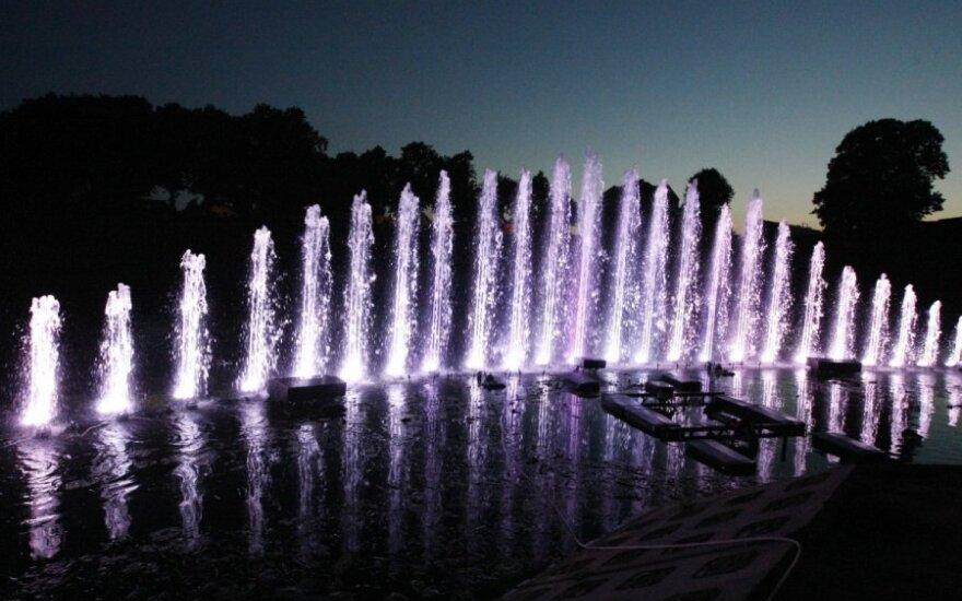 Klaipėdą puoš milijonus litų kainuosiantis Jono kalnelio fontanas