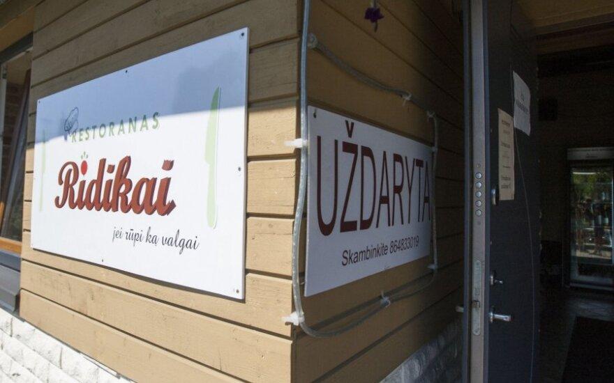 Restoranas Klaipėdoje – be meniu ir kokakolos