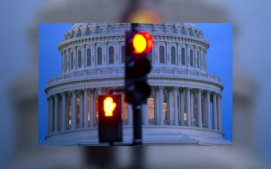 JAV Kongresui pasiūlytas įstatymo projektas dėl pasipriešinimo užsienio propagandai
