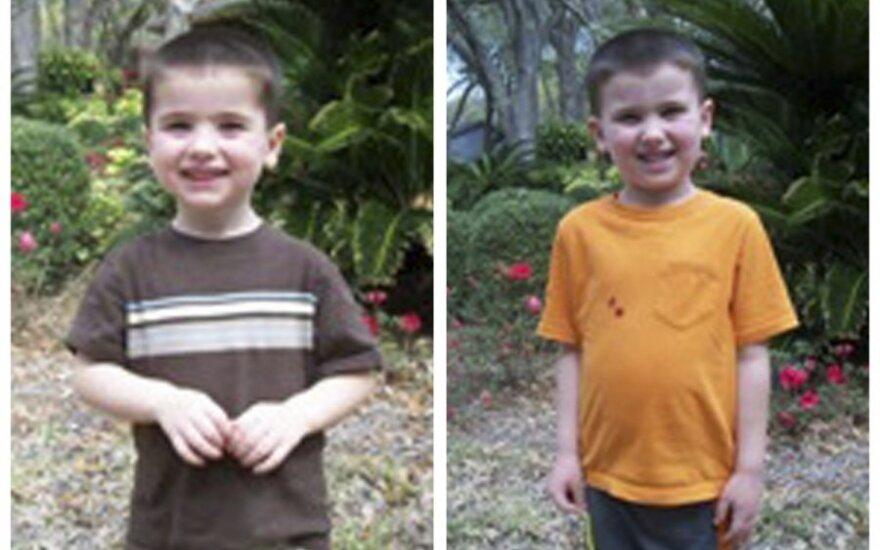 Hakkenai pagrobė savo vaikus ir spruko į Kubą