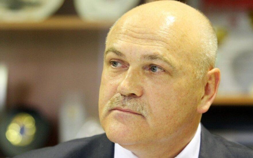 Generalinis prokuroras patenkino K. Betingio prašymą atleisti iš tarnybos prokuratūroje