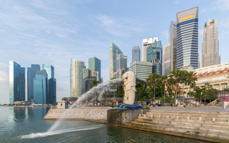 Nuo 2022 m. Singapūro keliais riedės autonominiai autobusai
