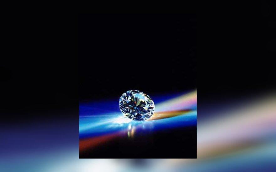 deimantas, spindesys, prabanga, turtas