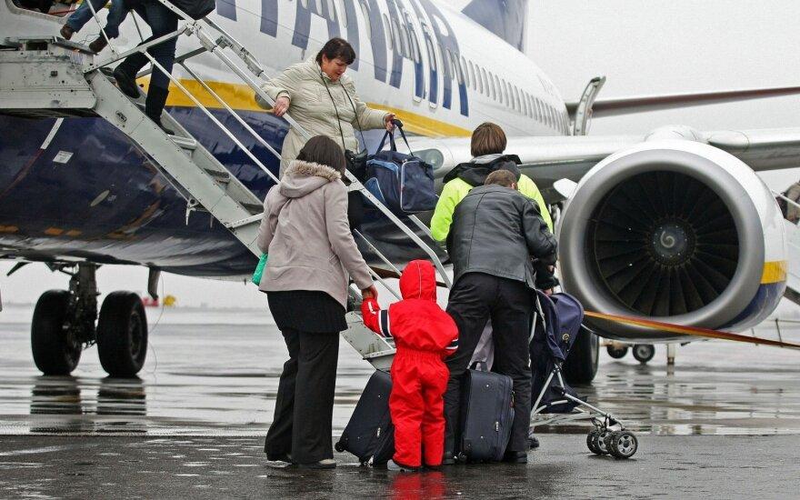 Uždara apklausa apie emigraciją: skaičiai gąsdinantys