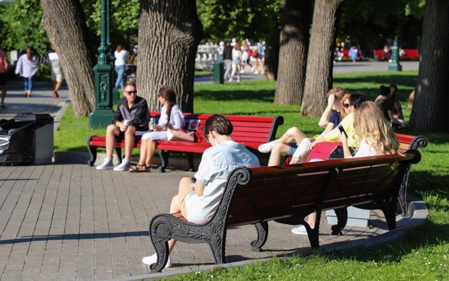 Vilniuje bus rengiamos sėdėjimo varžybos – laimėtojui atiteks kelionė į Paryžių