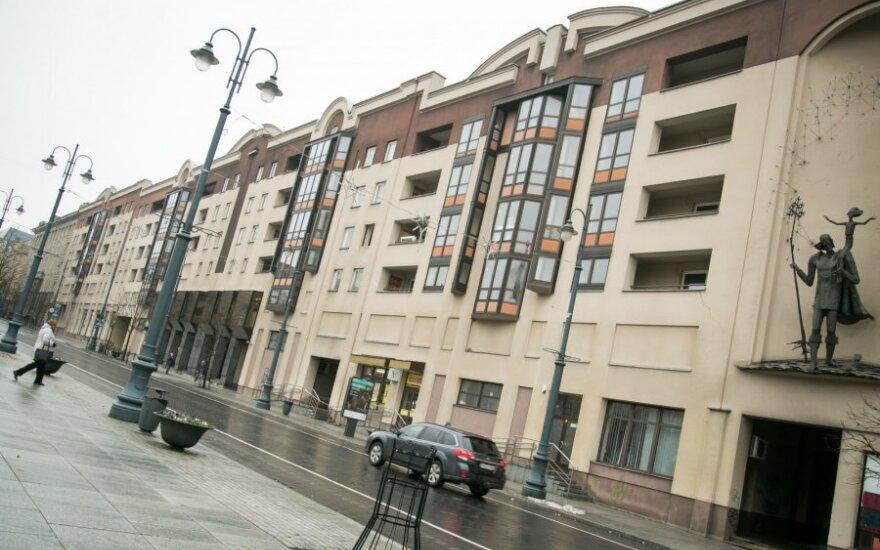 Armonaitė siūlys privatizuoti Seimo viešbutį