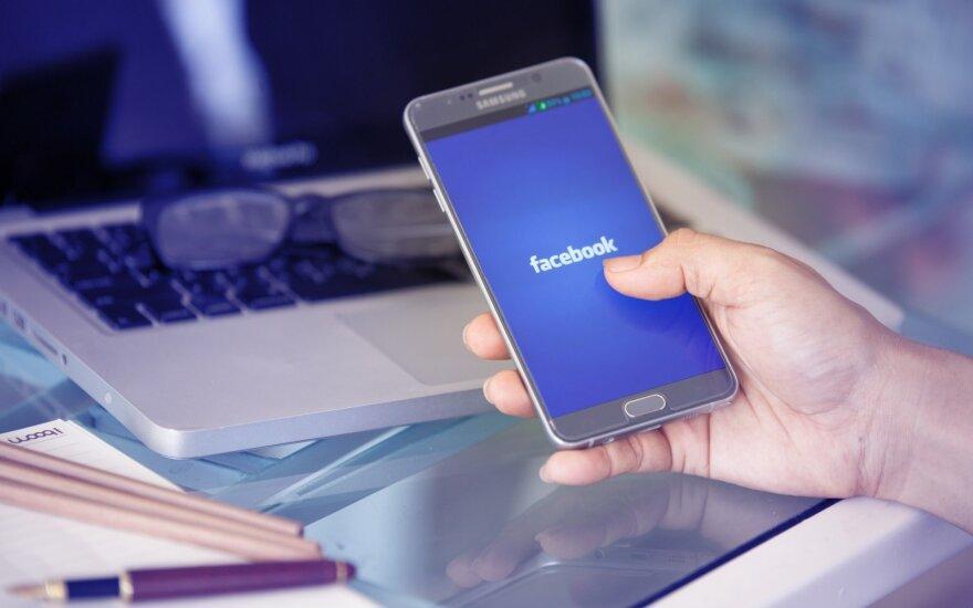 """""""Facebook"""" praranda """"kietumą"""": ką renkasi madingi jaunuoliai?"""