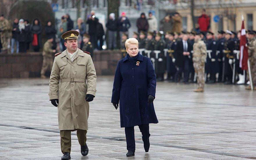 Lietuvos kariuomenės dienos minėjimas