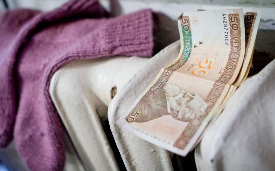 A. Kubilius apie šildymo kainų perspektyvas: jos neblogos, orai šyla