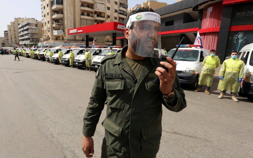 Policija Libane