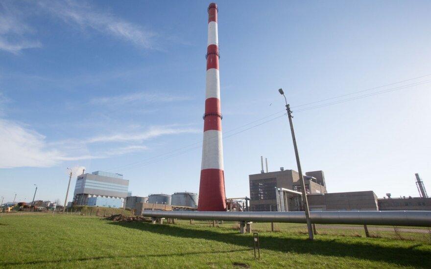"""Stabdoma """"Geotermos"""" šilumos energijos gamyba"""