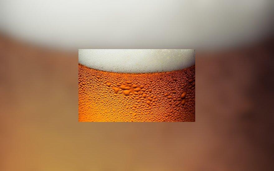 Stiprus alus pamažu stiprėja